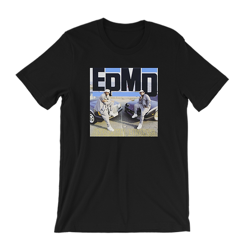 EPMD Unfinished Business Album art t-shirt