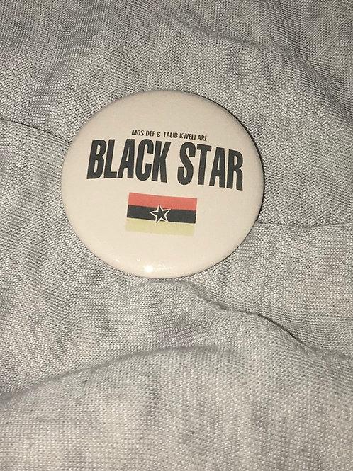 "Black Star Talib Kweli and Mos Def and Hi-Tek 2.25"" Magnet"