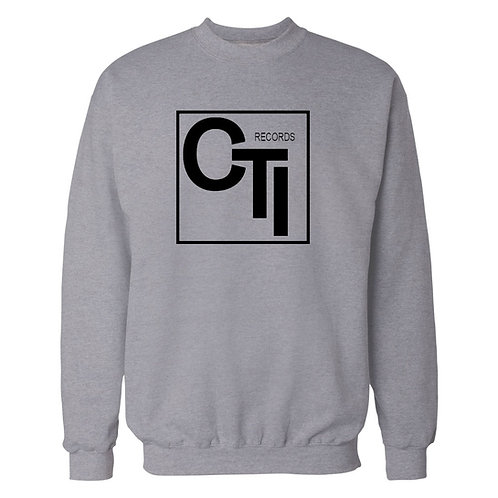 CTI Records logo Sweatshirt