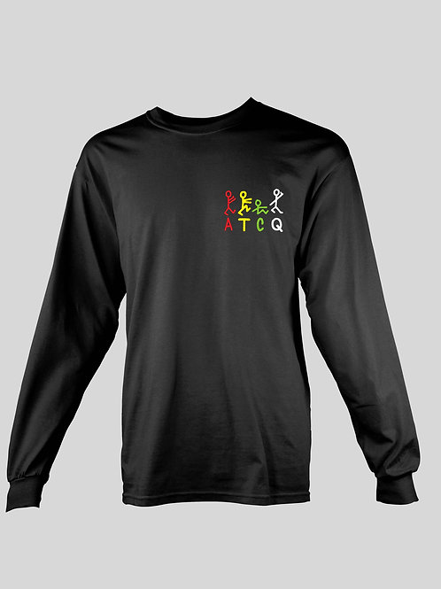 ATCQ (A Tribe Called Quest) long Sleeve T-Shirt