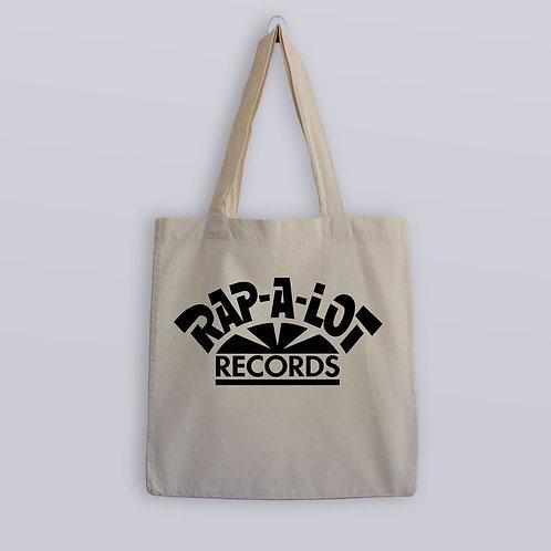 Rap-A-Lot Records logo Tote Bag