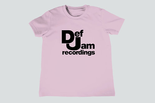 Def Jam Recordings Youth T-Shirt