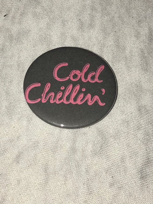 Cold Chillin' Bottle Opener Keychain