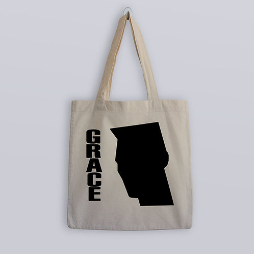 Grace Jones Tote Bag