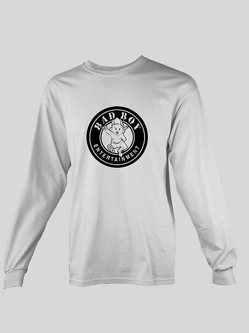 Bad Boy Records logo long Sleeve T-Shirt