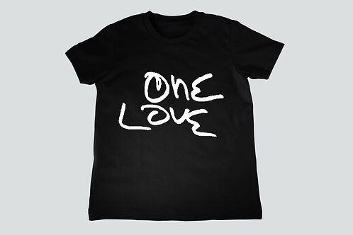 Nas One Love Youth T-Shirt