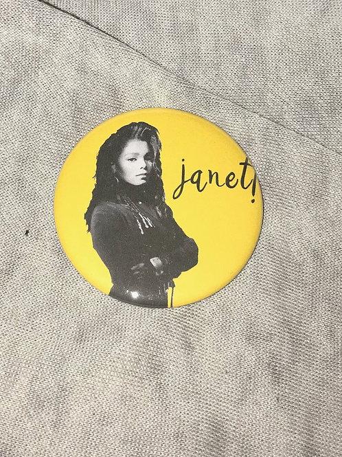 Janet Jackson Bottle Opener Keychain
