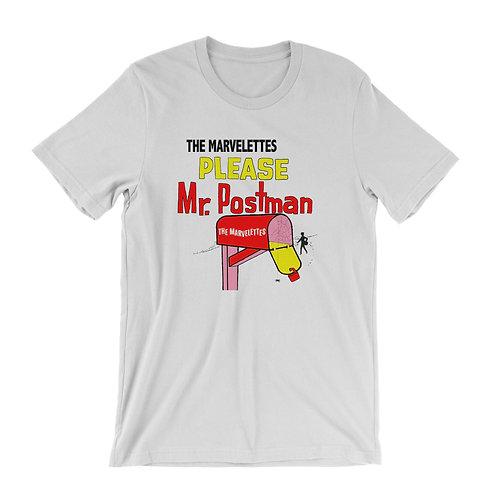 The Marvelettes Mr. Postman cover art T-Shirt