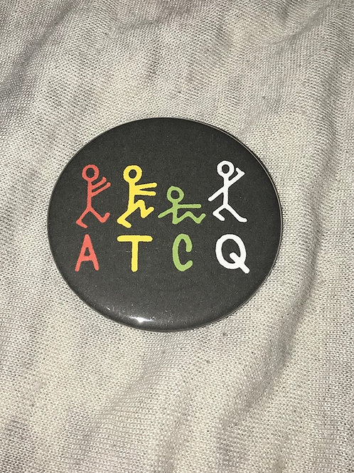 A Tribe Called Quest Bottle Opener Keychain