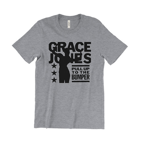 Grace Jones Pull Up To The Bumper T-Shirt