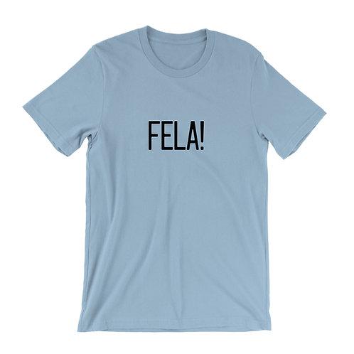 Fela Kuti Small Text T-Shirt