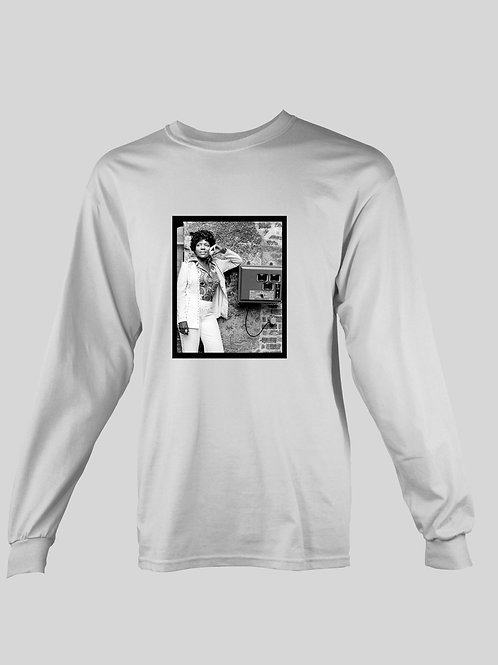 Gloria Gaynor long Sleeve T-Shirt