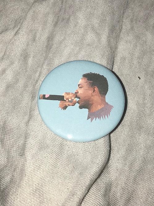 "Kendrick Lamar 2.25"" Big Button"