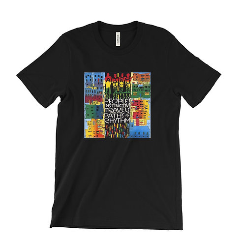 A Tribe Called Quest People's Instinctive Travels and the Paths of... T-Shirt