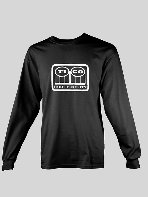 TICO Records logo long Sleeve T-Shirt