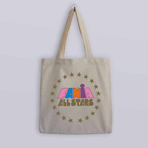Fania All Stars Tote Bag