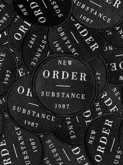 New Order Patch
