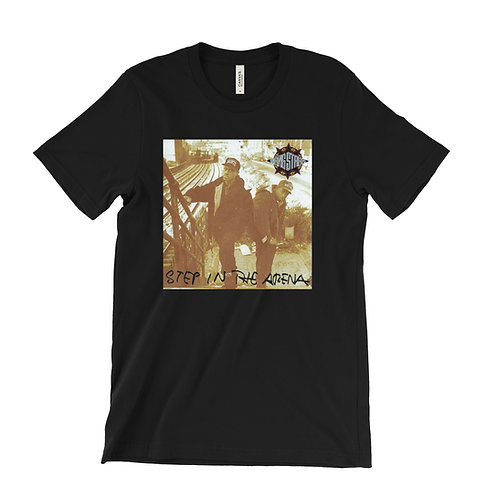 Gang Starr Step in the arena LP cover T-Shirt