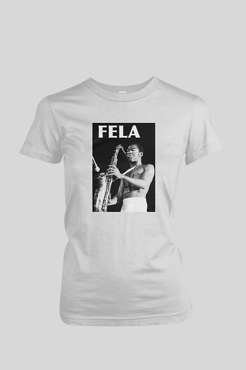 Fela Kuti Women's T-Shirt