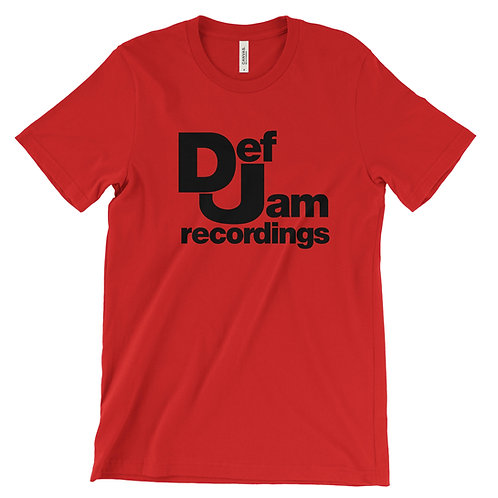 Def Jam Recordings T-Shirt