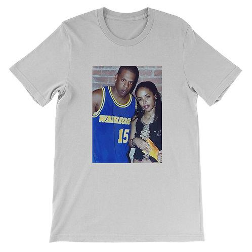 Jay-Z and Aaliyah T-Shirt