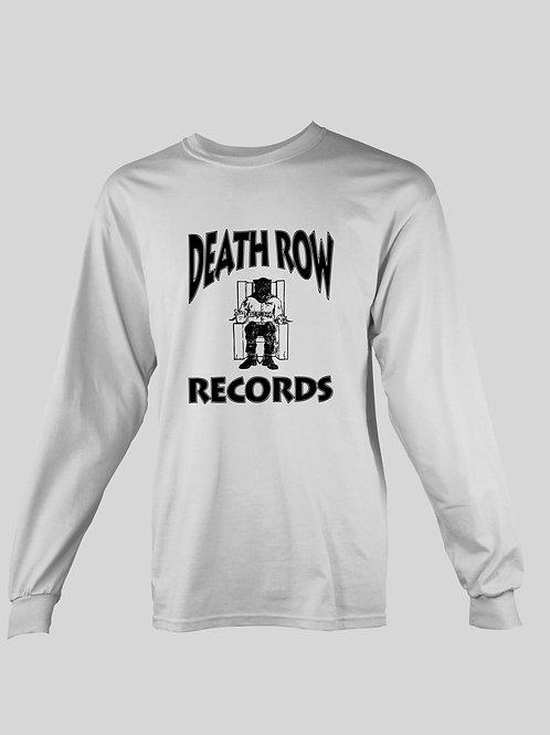 Death Row Records long Sleeve T-Shirt