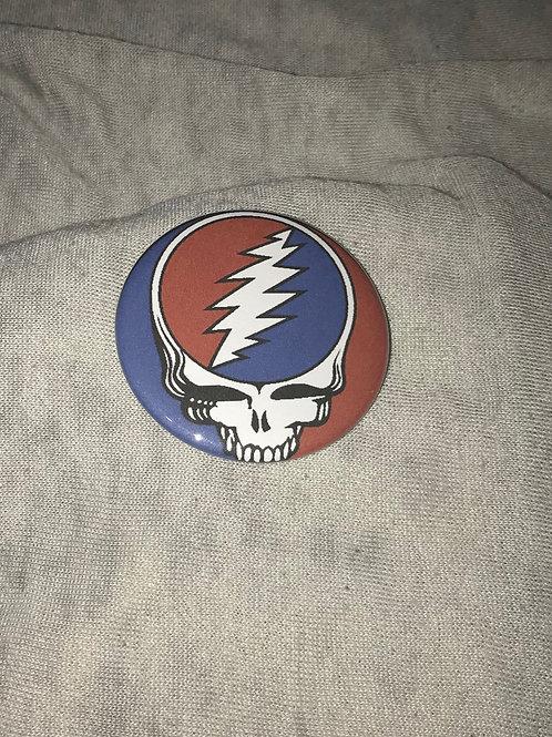 """Grateful Dead 2.25"""" Magnet"""