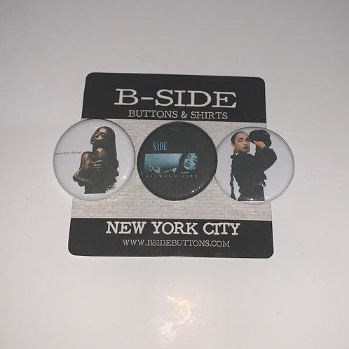 "Sade Button Pack - Size: 1.25"" (v.2)"