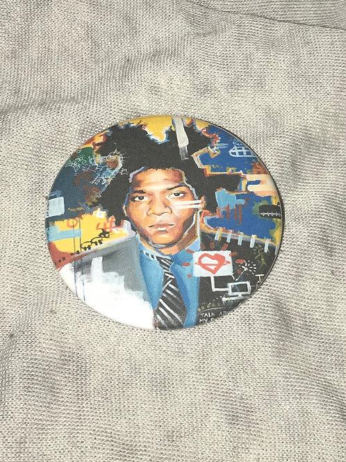 "Jean-Michel Basquiat 2.25"" Magnet"