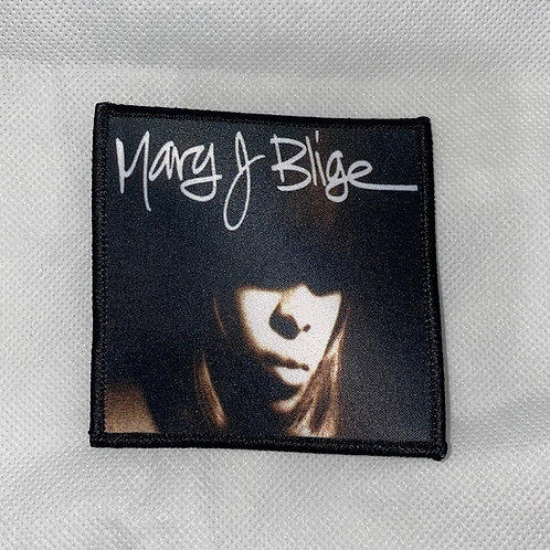 Mary J Blige Patch
