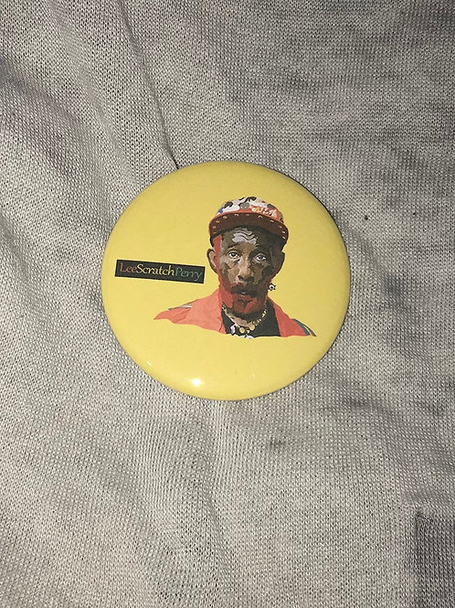 """Lee Scratch Perry 2.25"""" Magnet"""