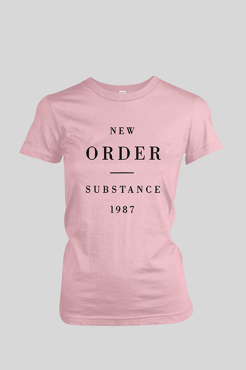 New Order Substance 1987  Women's T-Shirt