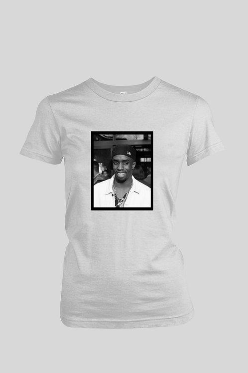 P Diddy aka Puffy aka Puff Daddy aka Sean Combs Women's T-Shirt