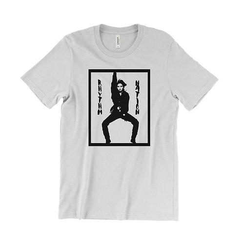 Miss Janet Jackson Rhythm Nation  T-Shirt