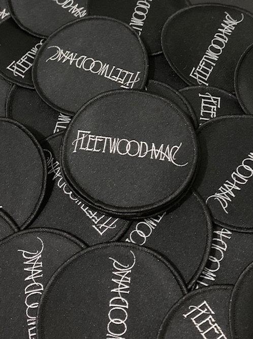 Fleetwood Mac circle Patch