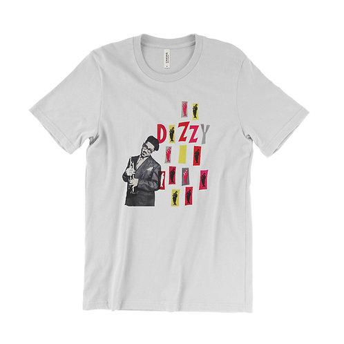 Dizzy Gillespie T-Shirt (Jazz legend)