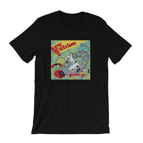 New Edition Mr Telephone Man T-Shirt