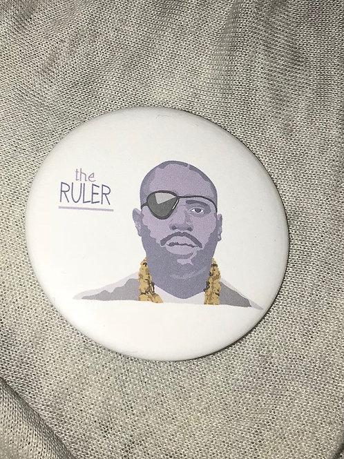 "Slick Rick the Ruler 2.25"" Magnet"