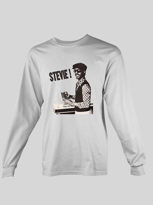 Stevie Wonder long Sleeve T-Shirt