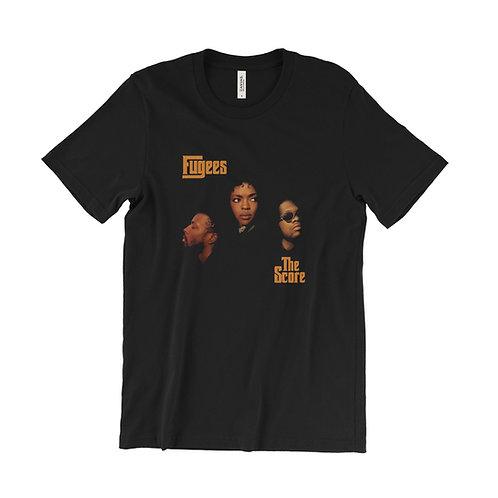 Fugees The Score Album Art T-Shirt
