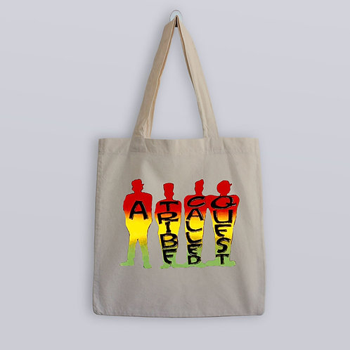 """A Tribe Called Quest """"Silo"""" Tote Bag"""