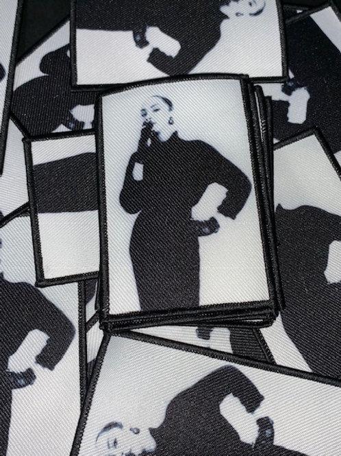Sade Black & White Patch