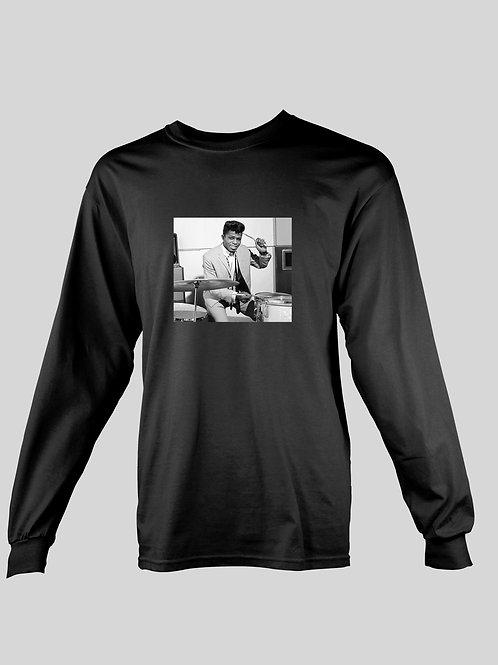 James Brown long Sleeve T-Shirt