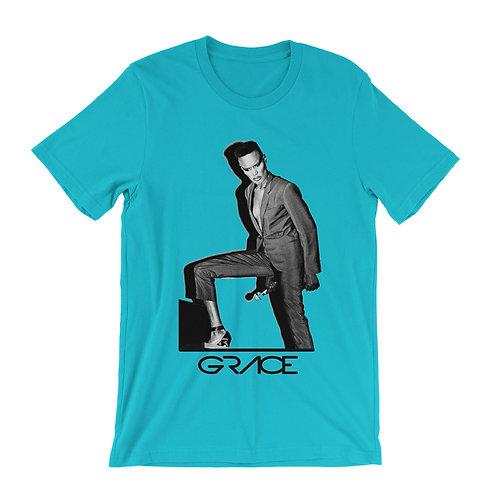 Grace Jones Mic T-Shirt