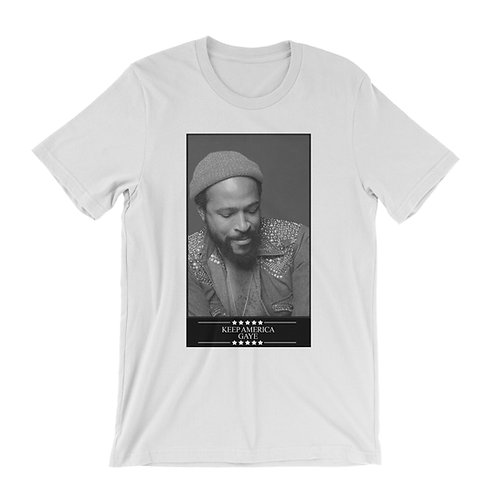 Marvin Gaye Keep America Gaye Again T-Shirt