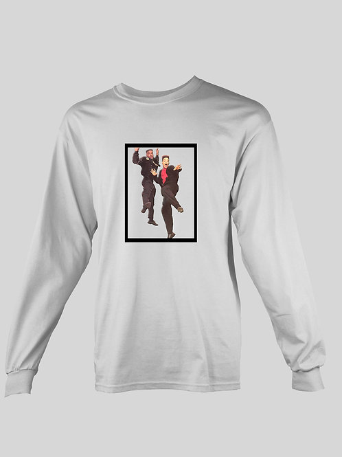 Kid 'N Play long Sleeve T-Shirt