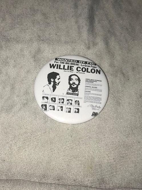 "Willie Colón 2.25"" Magnet"