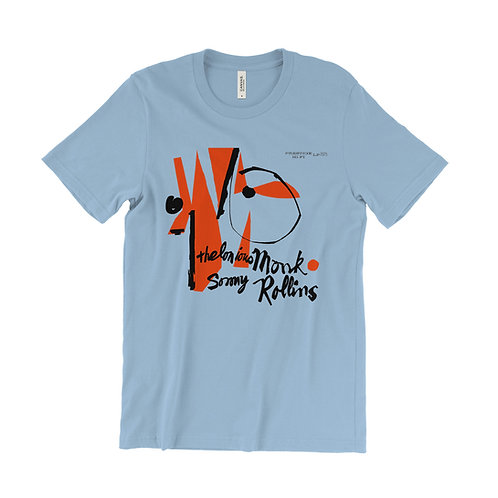Thelonious Monk and Sonny Rollins T-Shirt