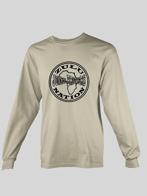 Jungle Brothers x Zulu Nation long Sleeve T-Shirt
