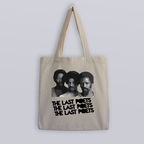 The Last Poets Tote Bag